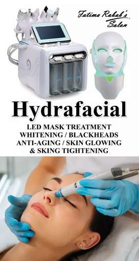 Hydra Facial Skin Treatment Available in Gullberg