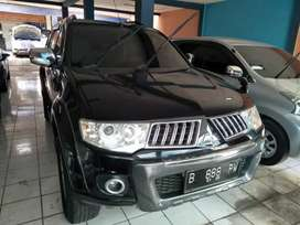 Pajero sport exeed AT 2010 Dp 10 jt