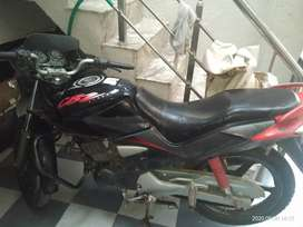 Sell cbz xtream red and black