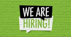 Required Female Receptionist for a trading company