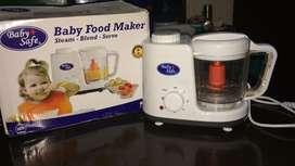 Safe baby food maker