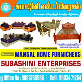 All types furniture sales marketing manager
