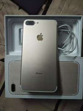 Iphone 7 plus 128  urgent sale