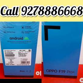 100% new Oppo F19 pro+ available new boxed pack with bill
