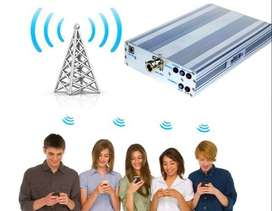 No 1 selling mobile signal booster, minimum price, 1 Year Replacement