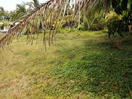 Good residential plot with well