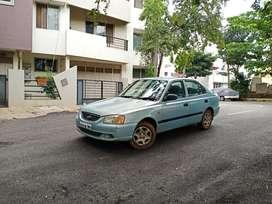 Hyundai Accent GLE, 2005, Petrol