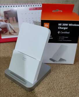 Mi 30W Wireless Charger ,Qi Certified * Call me