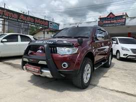 Pajero Sport type GLS tahun 2010 Manual