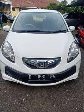 Honda Brio E CBU 1.3  manual 2013