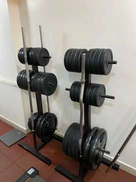 Weight Plates & Barbells for SALE!!!