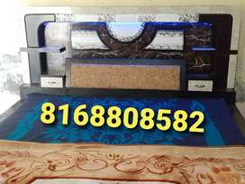 Double bed light panel,