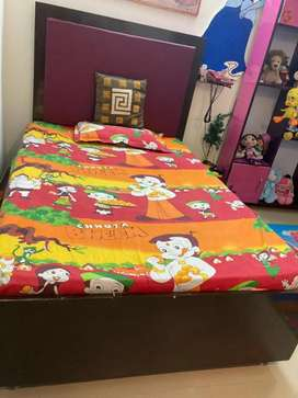 Single Bed 4*6ft