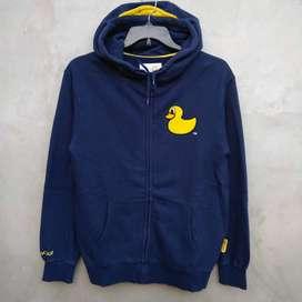 01 Jaket Zip Hoodie PANCOAT Second Original 101%