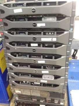 Obral Server Murah Dell R710 SIX core dobel proc ram 64gb hd sas 3.5in