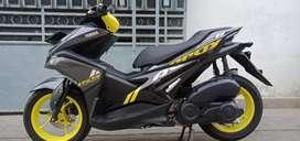 Yamaha Aerox istimewa th 2020
