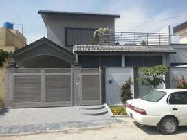 10 Marla house For Sale in Mrhria Town