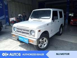 [OLX Autos] Suzuki Katana 1.0 Bensin 1987 MT Putih #MJ Motor