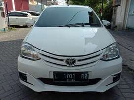 Toyota Etios G 1.2 2013 Manual - Putih