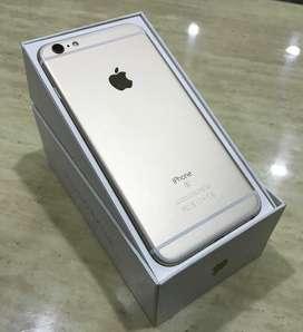 iphone 6s 16gb gold fullset ori monggo