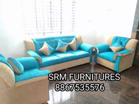 New branded sofas with warranty direct home delivery