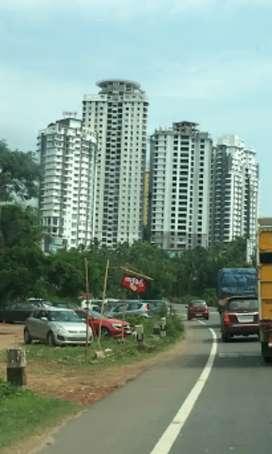 High class living flats near metro hospital