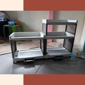 Rak Piring Serbaguna / Rak Susun Olymplast Kitchen ( RSOK )