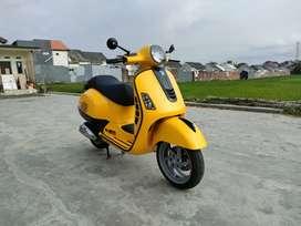 Vespa GTS 3vie 2014