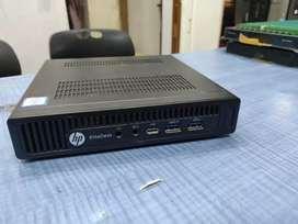 HP Tiny PC computer CPU