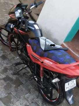 Glamour bike