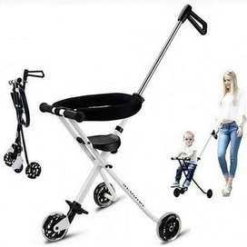 Ezzy Baby Stroller Roda 3 Portable Kursi Dorong Bayi Lipat /JOGJA