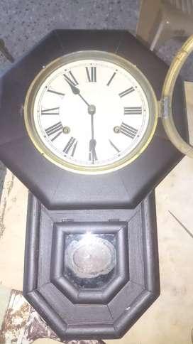 Antique Aichi wall clock