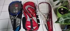 Raket tenis 3 type