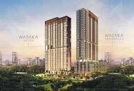 Dijual apartement mewah vasaka solterra over kredit developer