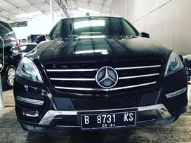 ML 350 Tahun 2014 Warna Hitam Int Hitam Full Original TDP Rp.180,9jt