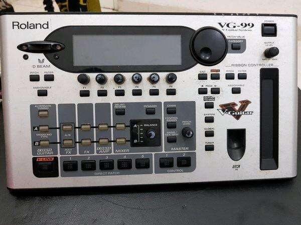 Roland VG99 V-Guitar System 0