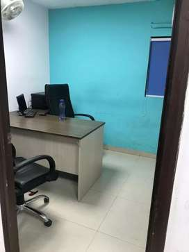 Cabin,2 seet 10,common pantry sec 63 noida