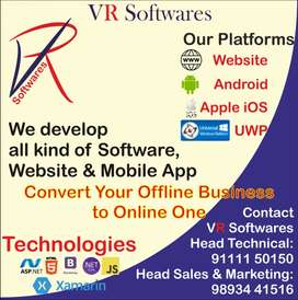 Asp Net MVC and Android & iOS developer