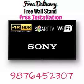 SABSE __ SASTA NEW 32 Smart Led Tv 2 Yr Full Replacement Grantee Bill
