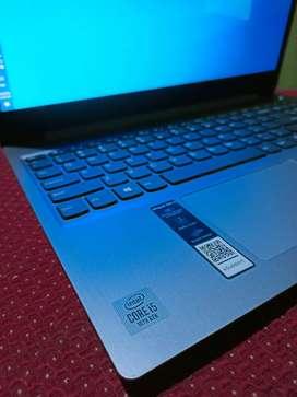 43k Lenovo i5 10th gen 8GB RAM 1TB HDD