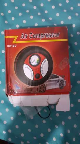 Air compressor for your bike and cars