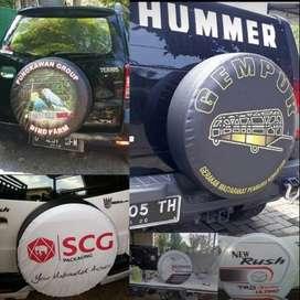 Cover/Sarung Ban Daihatsu Taruna/Rush/Terios/Jimny/Terrano Mobil Escud