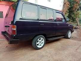 Toyota kijang tahun 1995 gress