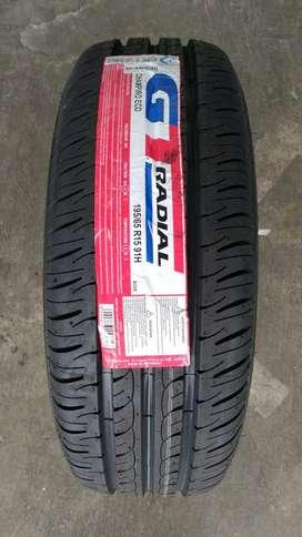 GT Radial Champiro Eco 195/65 R15 Ban Mobil Luxio APV Avanza Serena