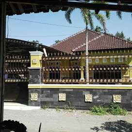 Rumah Furnish Murah Tanah Luas Cocok Hunian dkt Jln Tajem & Maguwo