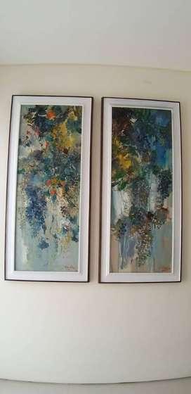 Paintings by Srihadi Soedarsono