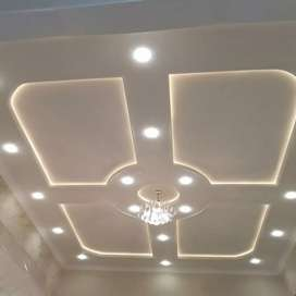 Nafees fall ceiling