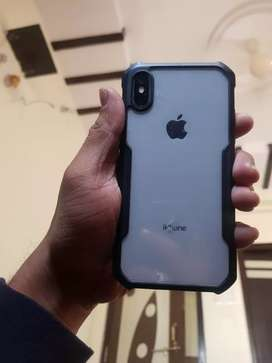 Iphone X 256 gb + samsung galaxy s8 edge sale for 45000