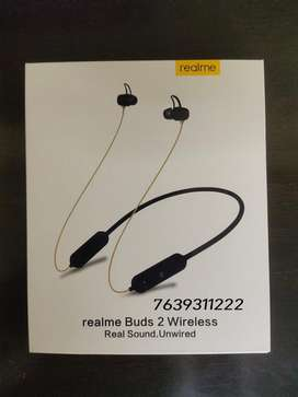 Bluetooth neckband airpods wired headset available in dealer price