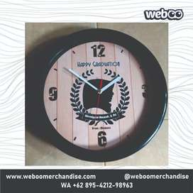 Jual Produk Jam Dinding Custom Foto Gambar Murah